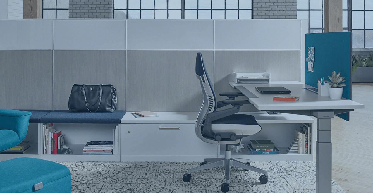 office furniture installation - a&m business solutions